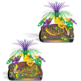 Mardi Gras Decorations Mardi Gras Float Centerpiece Image