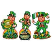 St. Patrick's Day Decorations St. Patrick's Day Cutout Image