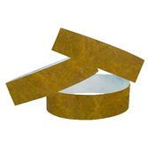 WB Tyvek Wristbands Gold Image