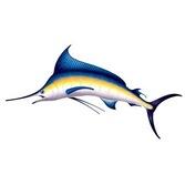 Luau Decorations Marlin Party Prop Image