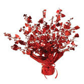 Valentine's Day Decorations Red Heart Burst Centerpiece Image