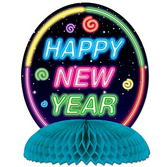 New Years Decorations Happy New Year Centerpiece Image