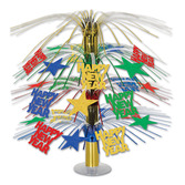 New Years Decorations HNY Cascade Centerpiece Image