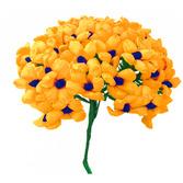 Cinco de Mayo Decorations Golden Yellow Terecitas Flowers Image