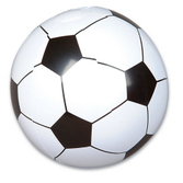 "Sports Favors & Prizes 9"" Soccer Ball Inflates Image"