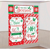 Christmas Decorations Merry Christmas Backdrop Image