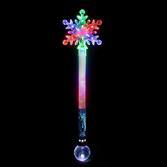 Christmas Favors & Prizes Snowflake Magic Ball Wand Image