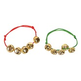 Christmas Party Wear Jingle Bell Bracelets Image