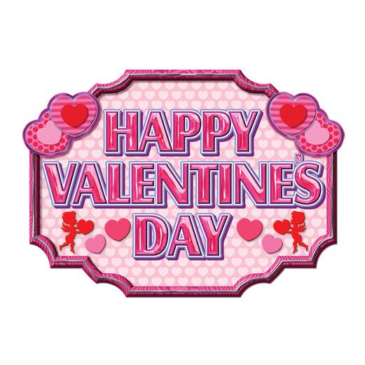 Valentine's Day Decorations Valentine Day Sign Image