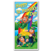 St. Patrick's Day Decorations St. Patrick's Day Door Cover Image