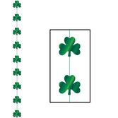 St. Patrick's Day Decorations Shamrock Stringer Image