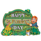 St. Patrick's Day Decorations St. Patrick's Day Sign Image