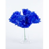 Cinco de Mayo Decorations Blue Chayo's Flowers Image