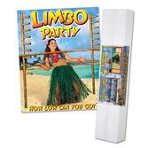 Luau Decorations Limbo Kit Image