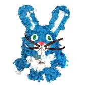 Easter Decorations Small Bunny Pinata Image