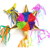 Cinco de Mayo Decorations Small Star Pinata Image