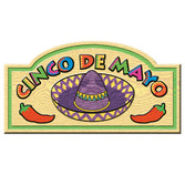 Cinco de Mayo Decorations Cinco De Mayo Sign Image