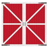 Western Decorations Barn Door Props Image