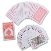 Casino Favors & Prizes Deck of Playing Cards Image