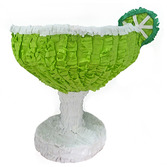 Cinco de Mayo Decorations Mini Margarita Glass Pinata Image