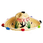 Cinco de Mayo Hats & Headwear Child's Mexico Sombrero Image