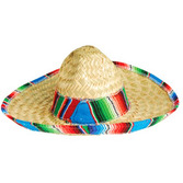 Cinco de Mayo Hats & Headwear Child's Serape Sombrero Image