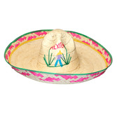 Cinco de Mayo Hats & Headwear Child's Poncho Villa Sombrero Image