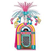 Fifties Decorations Jukebox Centerpiece Image