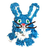 Easter Decorations Small Bunny Pinata Image