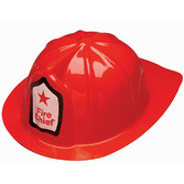Birthday Party Hats & Headwear Child's Firechief Hat  Image