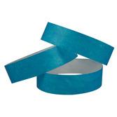WB Tyvek Wristbands Blue Image