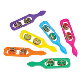 Cinco de Mayo Favors & Prizes Cymbals With Handles Image