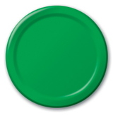St. Patrick's Day Table Accessories Green Dinner Plates Image