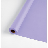 Baby Shower Table Accessories 100' Table Roll Lavender Image