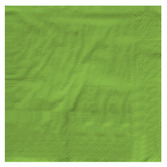 Table Accessories Light Green Beverage Napkins Image