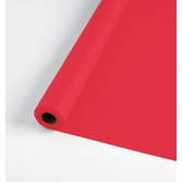 Valentine's Day Table Accessories 100' Table Roll Red Image