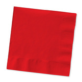 Valentine's Day Table Accessories Red Beverage Napkins Image