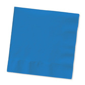 4th of July Table Accessories Royal Blue Beverage Napkins Image