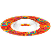 Cinco de Mayo Table Accessories Fiesta Chip & Dip Platter Image