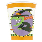 Halloween Table Accessories Trick or Treat Cups Image