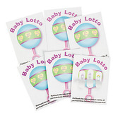 Baby Shower Favors & Prizes Baby Shower Pickle Cards Image