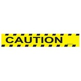 Birthday Party Decorations Caution Party Tape Image
