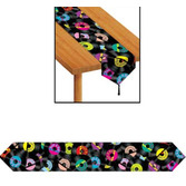 Fifties Table Accessories Rock n Roll Table Runner Image
