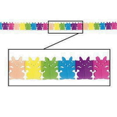 Easter Decorations Bunny Garland Image