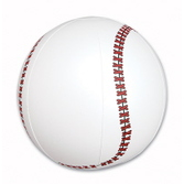 "Sports Favors & Prizes 14"" Baseball Inflate Image"