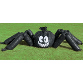 Halloween Decorations Jumbo Spider Lawn Bag Image