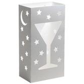 Christmas Decorations Cocktail Luminary Bag Image