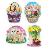 Easter Decorations Easter Candy Cutout Image