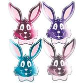 Easter Decorations Foil Bunny Silhouette Image