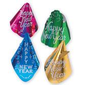 New Years Hats & Headwear Happy New Year Glittered Hat Image